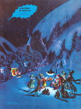 Christmas in Bugsville by Art Riley vintage art