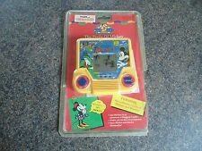 THE PERILS OF MICKEY MOUSE TIGER GRANDSTAND LCD HANDHELD TABLETOP GAME 1994 RARE