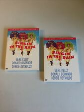 Singin' in the Rain (Dvd, 2002, 2-Disc Set, Two Disc Special Edition) Gene Kelly