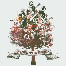 The Bees - Free The Bees (CD 2004)  **NEW**  BARGAIN!!  FREE!! UK 24-HR POST!!