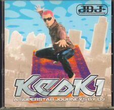 Keoki(CD Album)A Superstar Journeys By DJ Keoki-JDJ International-JDJI -VG