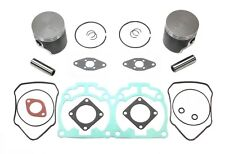2001 Ski-Doo Summit 700 Highmark SPI Pistons Bearings Top End Gasket Kit 78mm