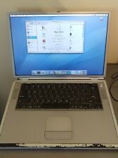 Apple PowerBook G4 Titanium Dvi 1Gb Ram 60Gb Hdd 800Mhz Model A1001