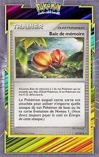 Baie de Mémoire - Platine - 110/127 - Carte Pokemon Neuve Française