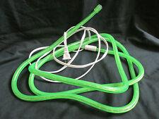2.7m Souple Lumière Vive Rope Éclairage Couleur Verte Lumières de Noël en Euc