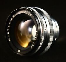 Soviet  Lens  JUPITER-8M (2/50.)  Mount CONTAX. For KIEV 2, 3, 4. USSR.GOOD lens