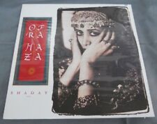 OFRA HAZA -SHADAY- 1988 MEXICAN LP STILL SEALED SYNTH POP HARD TO FIND