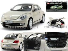 KYOSHO 08811MS 2012 VW VOLKSWAGEN THE BEETLE COUPE 1/18 MOON ROCK SILVER