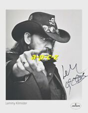 MOTORHEAD (Lemmy Kilmister) - autogramm, Fotokopie/copy, 10x15 cm