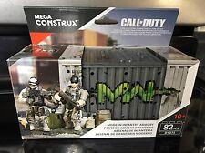 Mega Consrux Call Of Duty Modern Infantry Armory DYD75 2017 New NIB