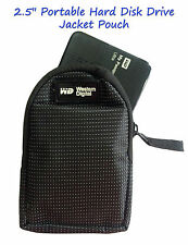 "Portable Hard Disk Drive 2.5"" Cover Pouch Case for WD Seagate Sony Dell Toshiba"