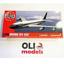 1/144 Boeing B707 707-436 Airliner BOAC & Air India 1970 - Airfix A05171