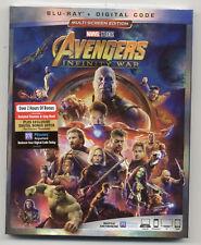 Avengers Infinity War Target Red Card Exclusive (Blu-ray + Digital) + Funko Pop