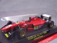 Ferrari Collection F1 412 T1 1/43 Scale Box Mini Car Display Diecast vol 58