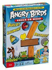 Angry Birds Knock On Wood REPLACEMENT PARTS W2793 Mattel Games