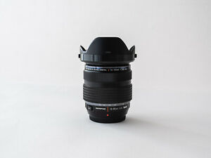 Near Mint Olympus M.Zuiko Digital Pro 12-40mm F/2.8 AF ED Zoom Lens - Black