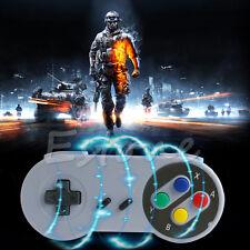 Wired USB SNES Controller Retro Gaming Joystick Joypad Gamepad For Nintendo UK