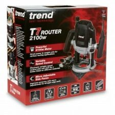 "Trend T7EK 2100 W 1//2/"" vitesse variable Routeur 240 V"