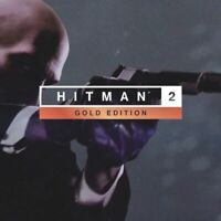 HITMAN 2 Gold Edition PC Steam Key - Global - Fast Delivery
