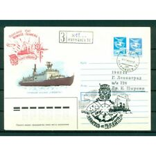 URSS 1991 - Enveloppe brise-glace Sibir