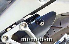 Motorcycle Superbike Footpegs Pedals Pegs Easy Diy Universal Helmet Lock