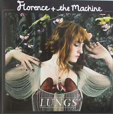 FLORENCE & THE MACHINE - Lungs - Vinyl (gatefold LP)