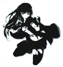 14.5-16cm Manga Anime Car Sticker
