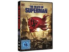 DEATH OF SUPERMAN VON DC UNIVERSE MOVIE DVD DEUTSCH