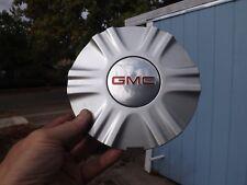 GMC Terrain SILVER Wheel Center Cap Part #: 2344699