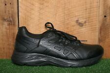 ASICS 'Gel-Contend 5' Black SL Trainers Walking Shoes Women's Sz. 7.5 Wide