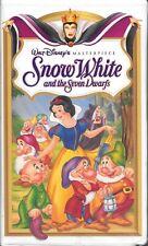 Walt Disney's Snow White and the Seven Dwarfs Masterpiece + Free Lithograph!