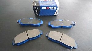 DB1393 PROTEX BLUE FRONT BRAKE DISC PADS SUIT HONDA ACCORD CIVIC LEGEND ODYSSEY