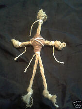 Poppet Voodoo Wicca Craft Doll-Old Design as pictures.Helpful Tool 4 casting. a1