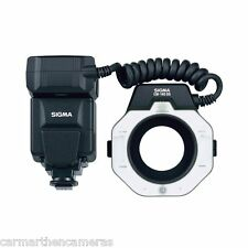 Sigma EM-140 DG EO-ETTL Macro ring Flash For Canon EOS Cameras