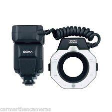 Sigma EM-140 DG NA-ITTL Macro ring Flash For Nikon SLR Cameras