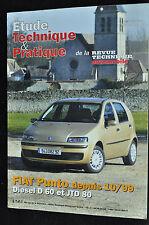 Revue technique automobile Fiat Punto diesel  n° 649