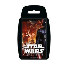 Top Trumps Star Wars Episodes 4-6