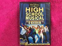 HIGH SCHOOL MUSICAL REMIX DVD WALT DISNEY DVD 1 SOLO EL DISCO 1 SOLO 1 DISCO