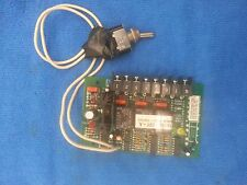 Stoelting U431 Temp Control Board w/External Switch PN:1172733