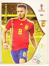 Panini Adrenalyn XL WM 2018 - #128 Saul Niguez - Spanien