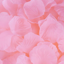 500 Silk Rose Petals Wedding Party Decoration Flower Vase Floral Confetti Favor