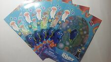 Finding Dory Stickers 4 Sheets ( Set of 5)
