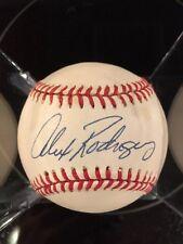 Alex Rodriguez Signed/Autograph Mariners 9-25-1996 PSA/DNA LOA Auto Grade 8