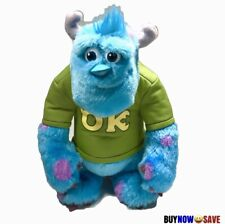 Disney My Scare Pal Sully Monsters Inc University Talking 12 Inch Plush