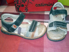 chaussures / nu-pieds   garçon  ~~   pointure 31   ***CATIMINI***
