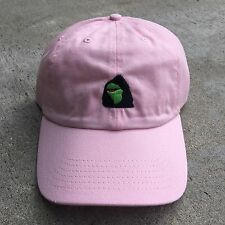 Evil Kermit Embroidered  Unstructured Dad Hat Baseball Cap Pink New