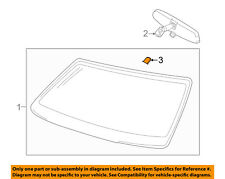 FORD OEM Windshield-Mirror Inside Bracket F1TZ17698A