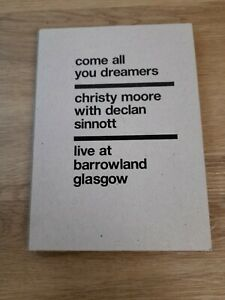 Christy Moore With Declan Sinnott - Christy Moore's Come All You ... - DVD  AGVG
