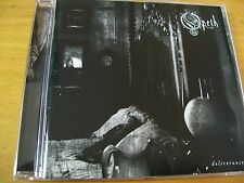 OPETH DELIVERANCE  CD MINT-