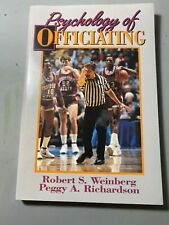 Psycholgy Of Officiating